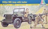 Willys-MB-Jeep-met-aanhanger